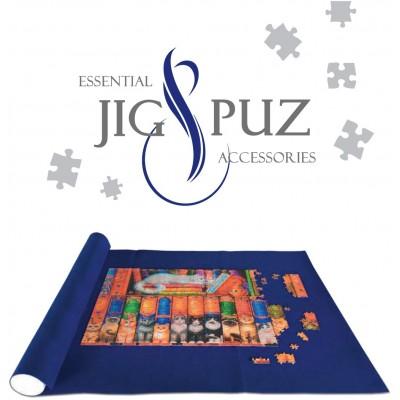 Jig-and-Puz-80003 Tapis de Puzzles - 300 à 3000 Pièces